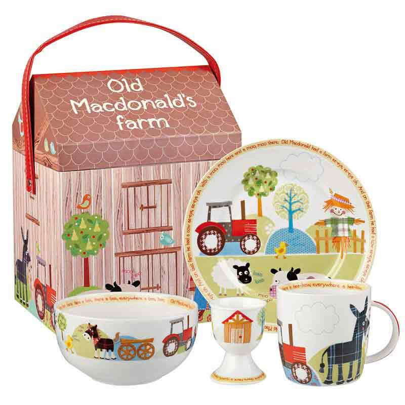 Old MacDonald's Breakfast Set