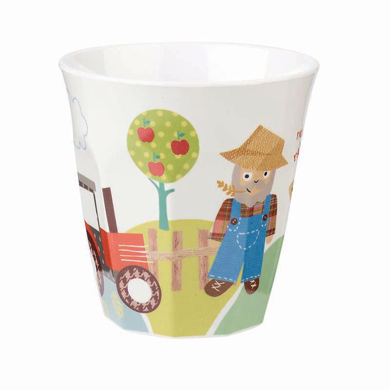 Little Rhymes Old MacDonald's Melamine Cup