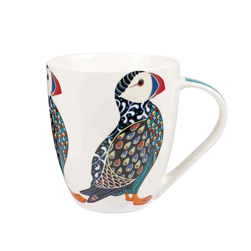 Puffin Crush mug