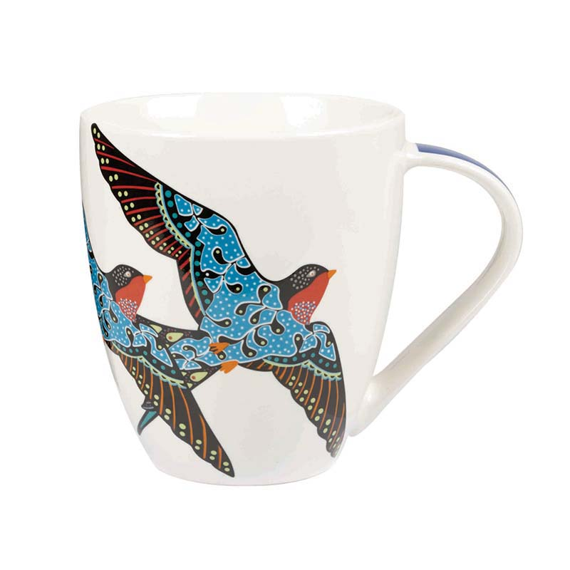 Swallow Crush mug