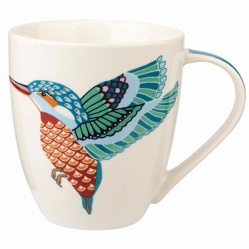 Kingfisher Crush Mug