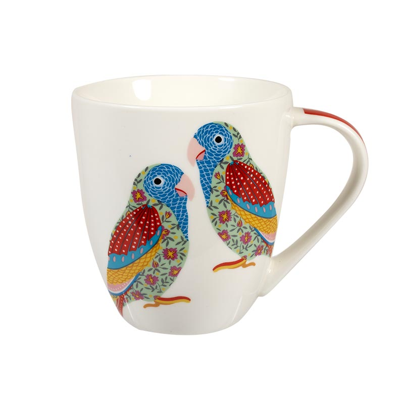 Love Birds Crush Mug
