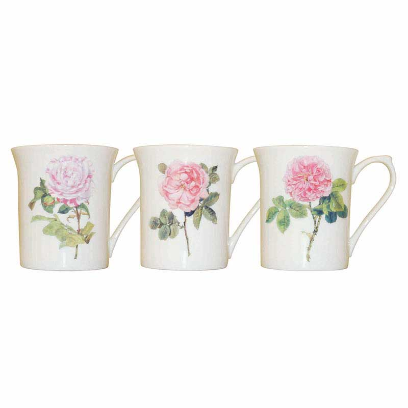 Parson`s Roses Bone China Assortment