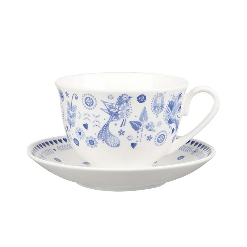 200ml Cup and Saucer