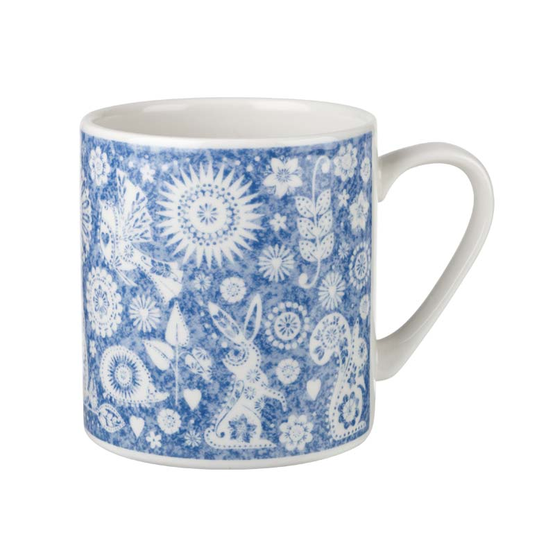 The Caravan Trail Penzance Venus Clay Mug