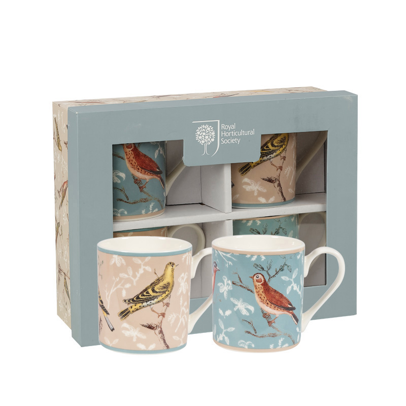 Curious Birds Larch Set