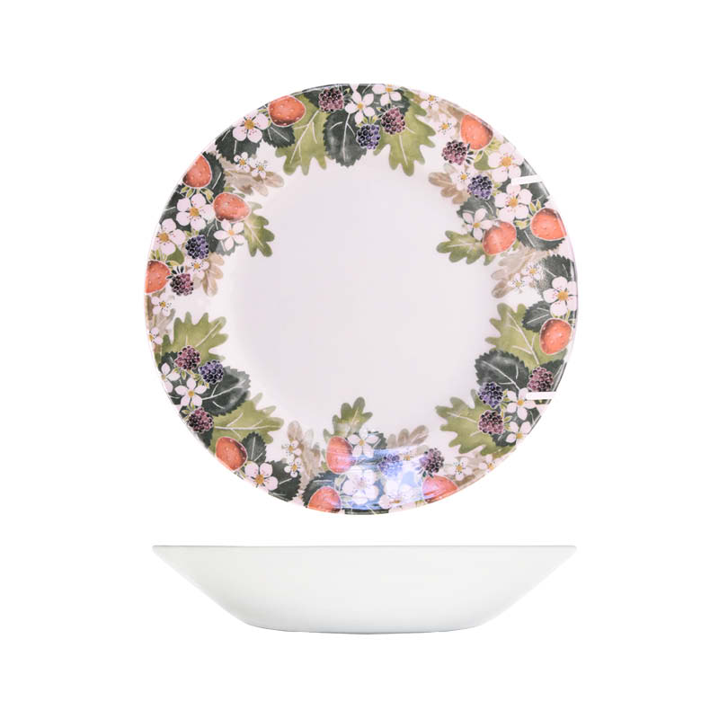 Strawberry Harvest 20cm Coupe Bowl