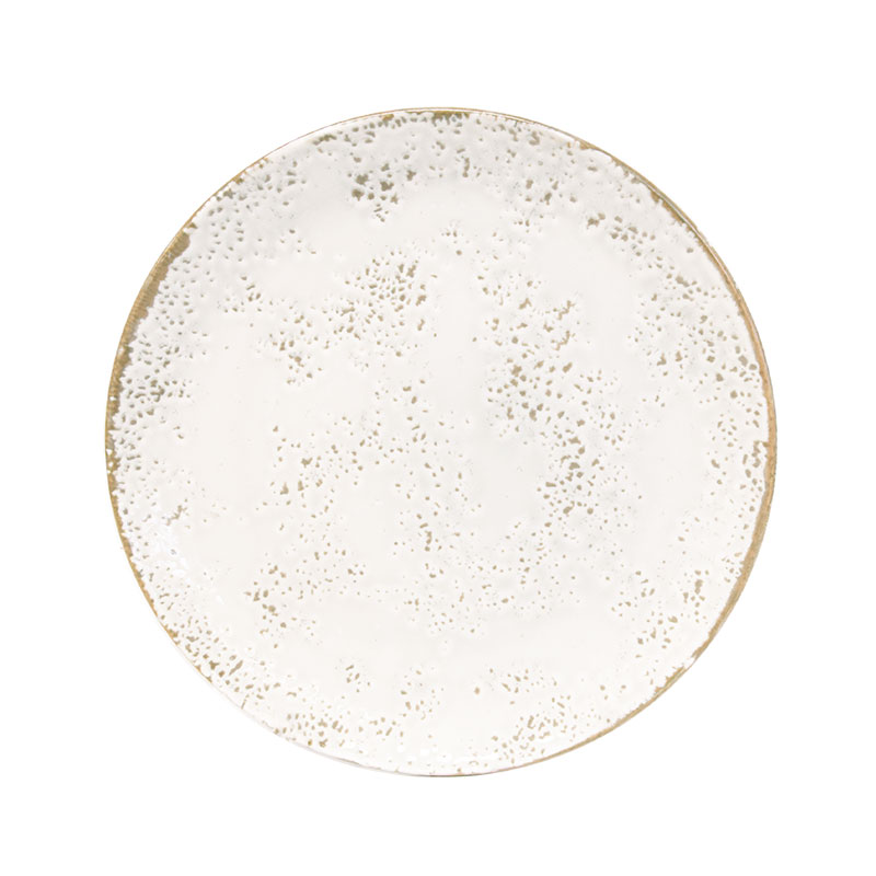 Umbria White 26cm Dinner Plate