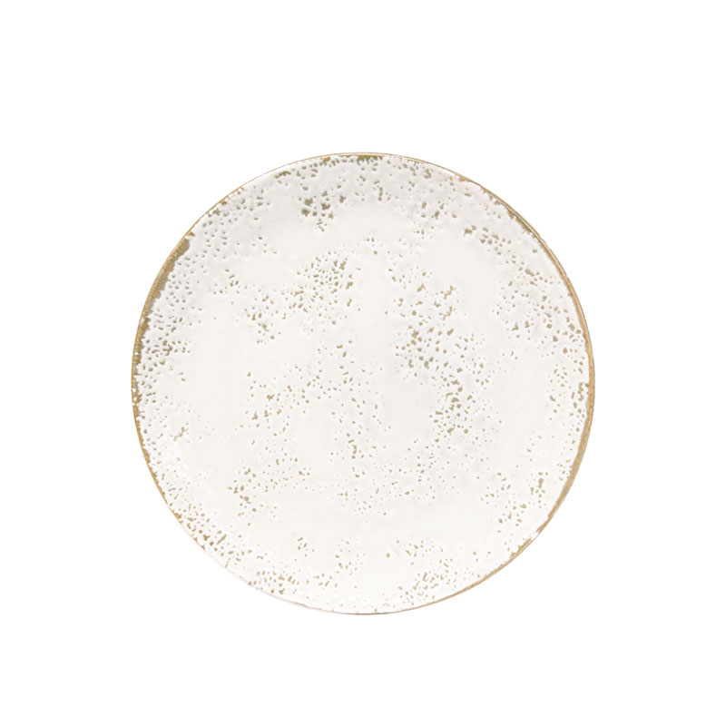 Umbria White 22cm Side Plate