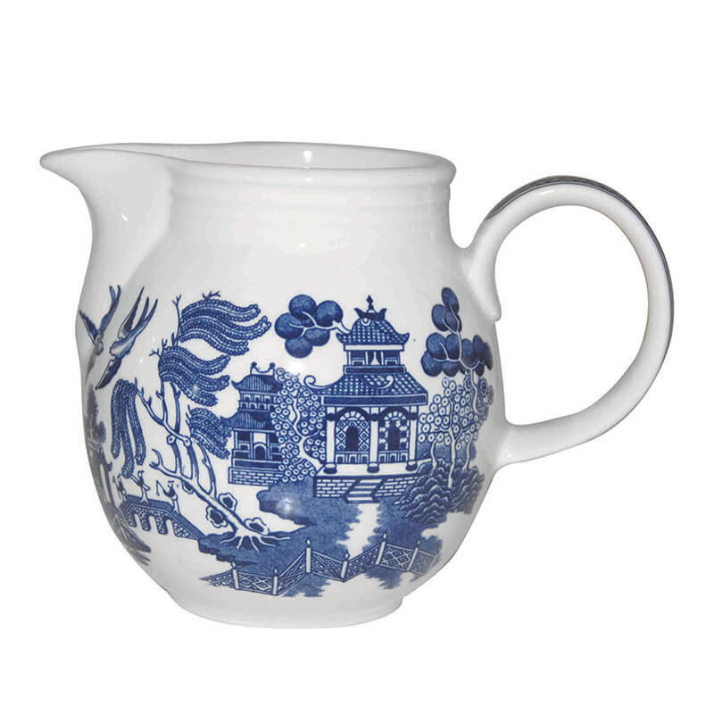 Blue Willow MILK JUG