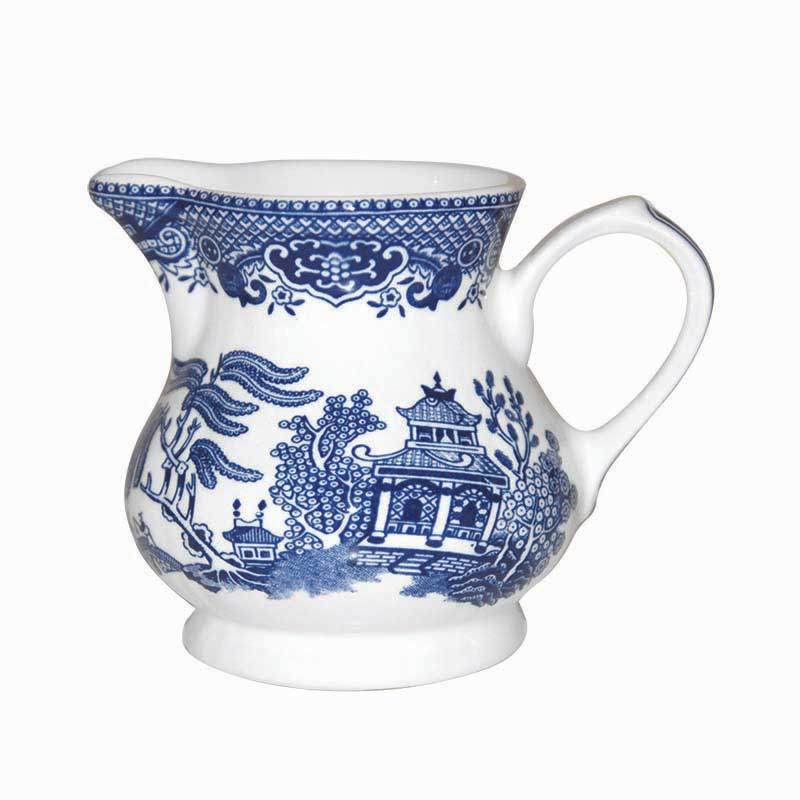 Blue Willow Cream Jug