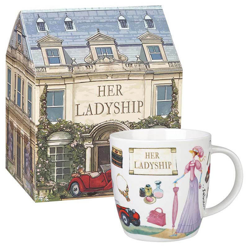Her Ladyship mug in Giftbox